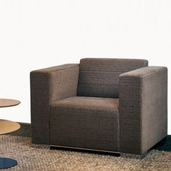 Urbana | Lounge chairs | Gunlocke
