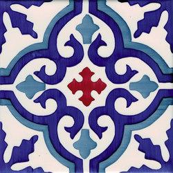 LR PO Essaouira blu crepuscolo carminio | Bodenfliesen | La Riggiola