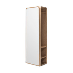 Primum Hallway unit | Standgarderoben | MS&WOOD