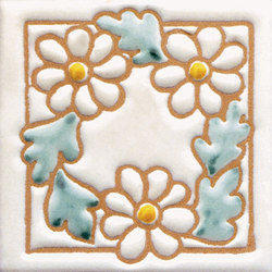 LR PO Nausica rilievo | Floor tiles | La Riggiola