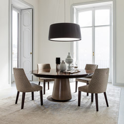 Judy Dining Table | Mesas comedor | Alberta Pacific Furniture