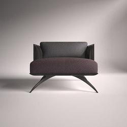 Elizabeth Armchair | Sillones lounge | Rossato