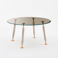 Lady Hio | Dining tables | Glas Italia