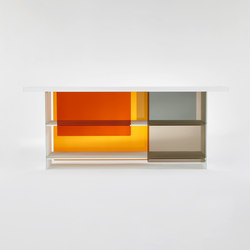 Layers | Sideboards / Kommoden | Glas Italia