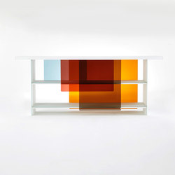 Layers | Buffets | Glas Italia