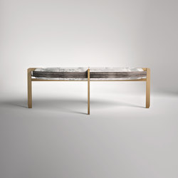 Soho Coffee Table | Lounge tables | Rossato