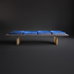 Stamford Bench | Waiting area benches | Rossato