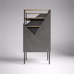 Tuxedo Cabinet | Armoires | Rossato
