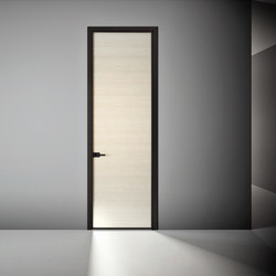 Aladin Sherazade Swing Plain | Glass room doors | Glas Italia