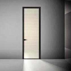 Aladin Sherazade Swing Plain | Puertas de vidrio | Glas Italia