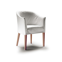 Alice | Restaurant chairs | Flexform