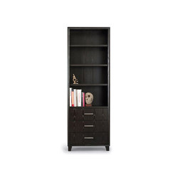 Arris Bookcase | Cabinets | Altura Furniture