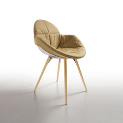Cookie | Visitors chairs / Side chairs | Infiniti Design