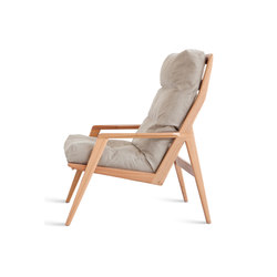 Ana Lounge Chair | Sillones lounge | Sossego