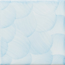 Serie Nuvolato LR PO Azzurro | Ceramic tiles | La Riggiola