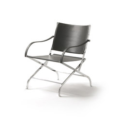 Carlotta small armchair | Lounge chairs | Flexform
