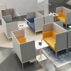 Accord | Sofás lounge | Quadrifoglio Office Furniture