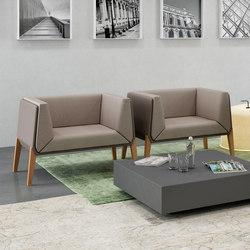 Accord | Lounge chairs | Quadrifoglio Office Furniture