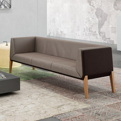 Accord | Lounge sofas | The Quadrifoglio Group