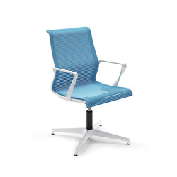 Dinamica | Visitors chairs / Side chairs | Quadrifoglio Office Furniture