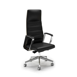 Directa | Executive chairs | The Quadrifoglio Group