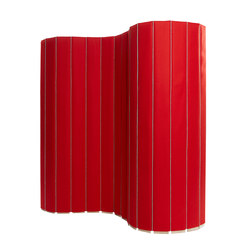 Paravent red hedge | Space dividers | fräch