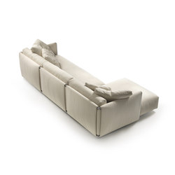 Edmond sofa | Modular seating systems | Flexform