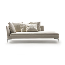 Feel Good Large dormeuse | Recamieres | Flexform
