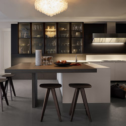 Trail | Fitted kitchens | Varenna Poliform