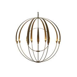 Double Cirque Large Scale Chandelier | Deckenlüster | Hubbardton Forge