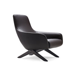 Marlon armchair | Loungesessel | Poliform