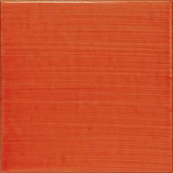 Serie Pennellato LR CO PNS1012 MANDARINO | Floor tiles | La Riggiola