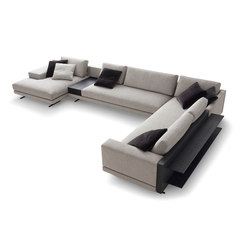 Mondrian seating system | Asientos modulares | Poliform