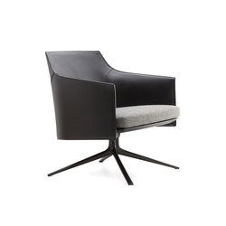 Stanford armchair | Loungesessel | Poliform