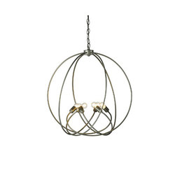 Orb Chandelier | Ceiling suspended chandeliers | Hubbardton Forge