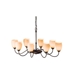 Oval Small 8 Arm Chandelier | Deckenlüster | Hubbardton Forge