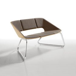 Hug Sofa | Canapés d'attente | Infiniti Design