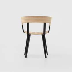 Odin Chair Natural | Restaurant chairs | Resident