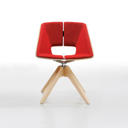 Hug | Visitors chairs / Side chairs | Infiniti Design