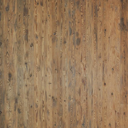 ELEMENTs Reclaimed Wood hacked H4 | Wood panels / Wood fibre panels | Admonter