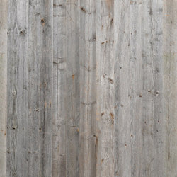 ELEMENTs Reclaimed Wood sunbaked grey | Wood panels / Wood fibre panels | Admonter