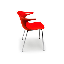 Loop | Visitors chairs / Side chairs | Infiniti Design