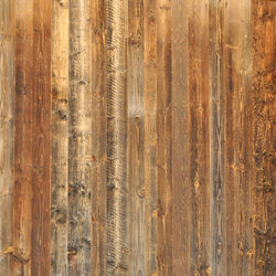 ELEMENTs Reclaimed Wood sunbaked brown | Wood panels / Wood fibre panels | Admonter