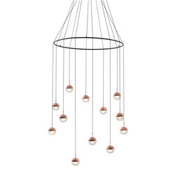 Dora PC12 Pendant Lamp | Suspensions | SEEDDESIGN