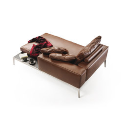 Lifesteel Dormeuse | Sofas | Flexform
