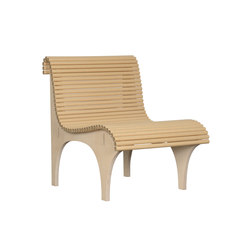 Carta Collection | Lounge Chair