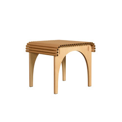 Carta Collection | Stool | Loungesessel | wb form ag