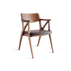 Aurora Armchair | Visitors chairs / Side chairs | Sossego