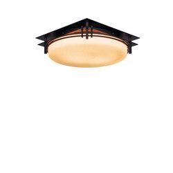 Banded Semi-Flush | Illuminazione generale | Hubbardton Forge