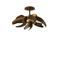 Corona Semi-Flush | General lighting | Hubbardton Forge